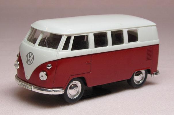 Volkswagen microbus 1962, Welly.