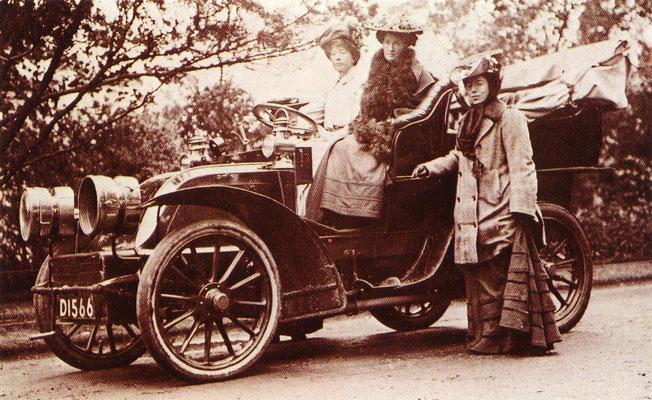 Een 3,3 liter CGV uit 1902.