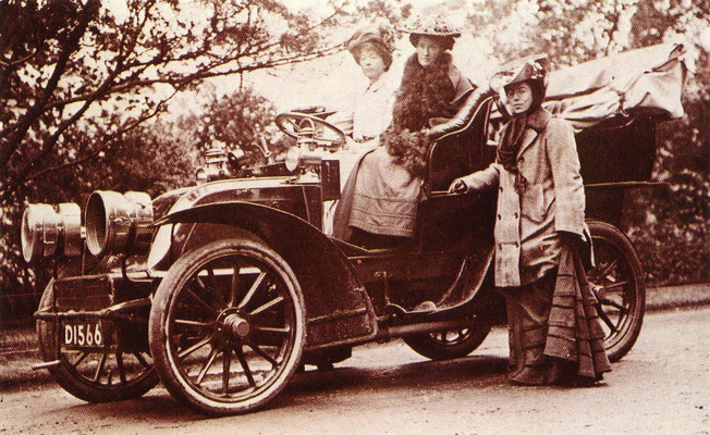 CGV 3,3 liter uit 1902.