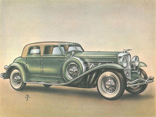 Duesenberg 1933