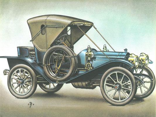 Packard 1909