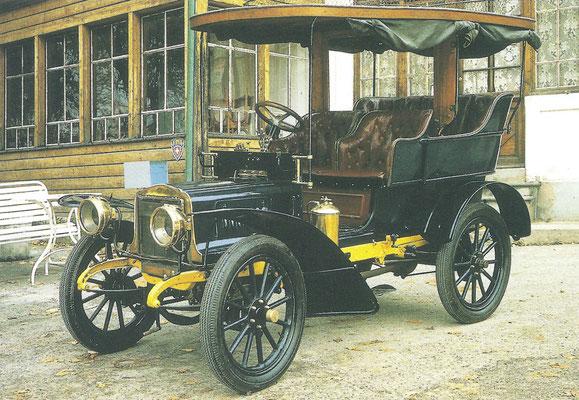 Een Hurtu 2 E uit 1903.