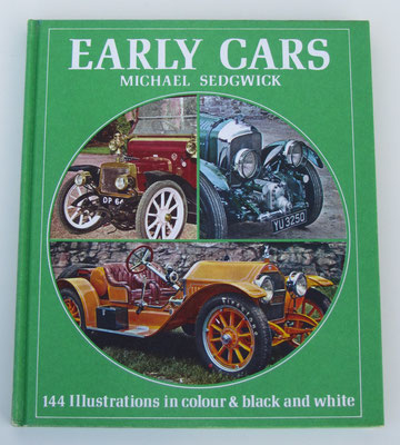 Early Cars. Michael Sedgwick, 1972.