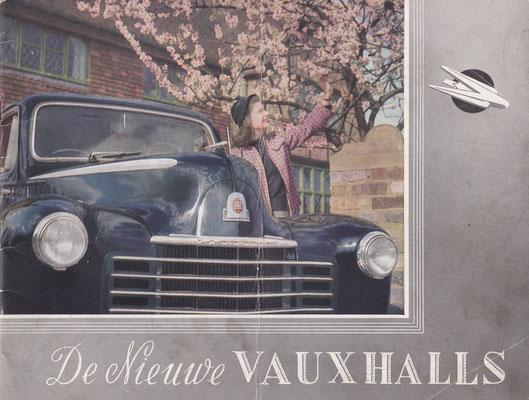 Brochure Vauxhall.