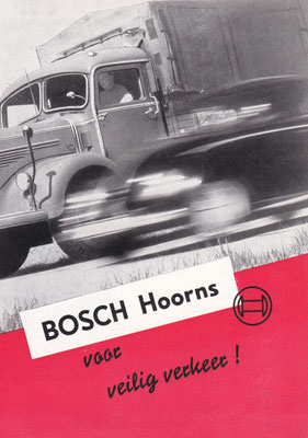 Folder Bosch hoorns.