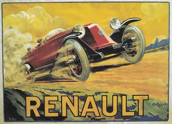De Renault 40CV '45' met een 9,21 liter motor was bedoeld als tegenhanger van Rolls-Royce. De auto werd regelmatig gehuurd door Franse presidenten uit die periode voor staatsdoeleinden.