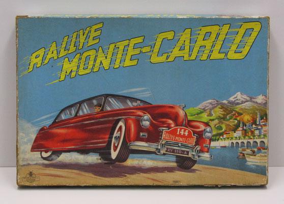 Bordspel: Rally Monte Carlo. Uitgave: Mulder & Zoon N.V.