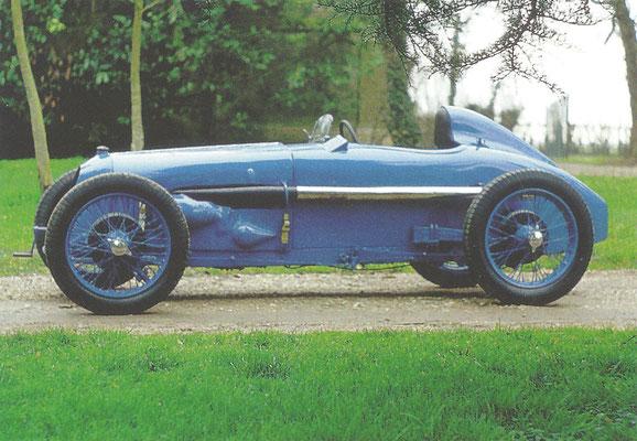Amilcar MCO uit 1926.