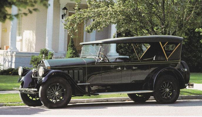 Pierce-Arrow Model 36 uit 1928.