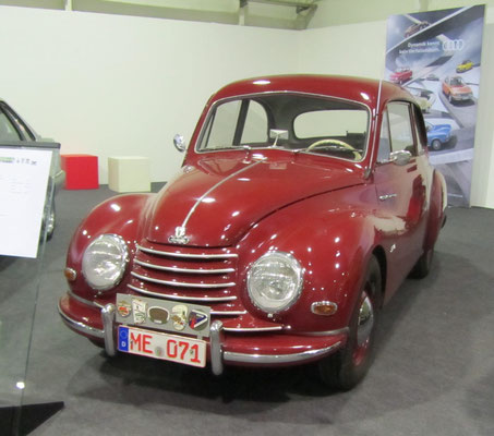 DKW / Auto Union K 91 uit 1953. (Techno Classica 2018 in Essen)