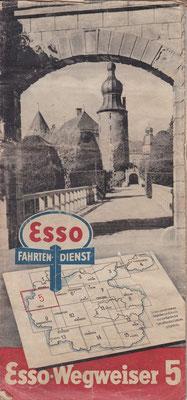 Esso Fahrten Dienst, Esso - Wegweiser 5.
