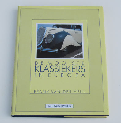 De mooiste klassiekers in Europa. Frank van der Heul, 1989.