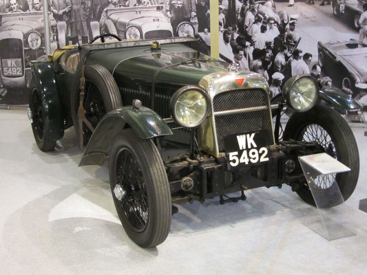 Alvis (Techno Classica in Essen)