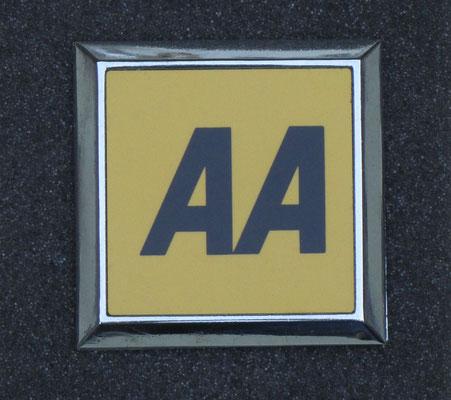 Embleem van de Engelse Automobile Association.
