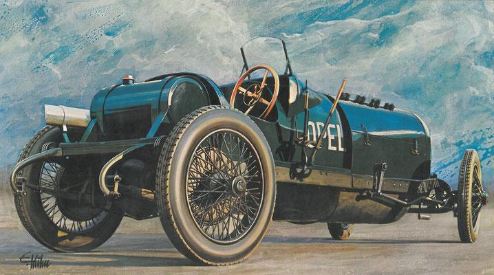 Opel uit 1913.