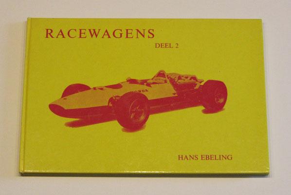 Racewagens, Deel 2. Hans Ebeling.