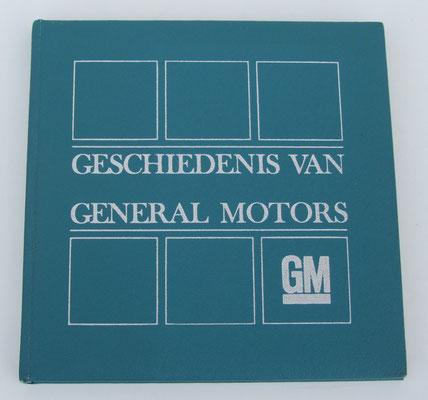 Geschiedenis van General Motors. General Motors Continental, Netherlands Branch.