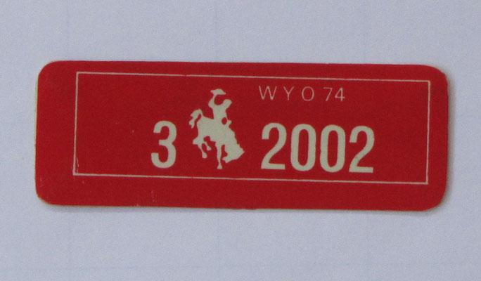 Één uit een serie van 20 internationale autonummerborden, destijds verkrijgbaar bij BROS repen, uitgegeven door Bensdorp B.V.