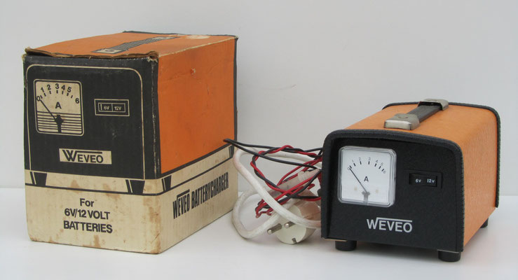 Weveo acculader.