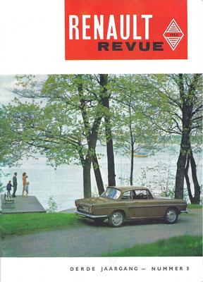 Renault Revue. Een exemplaar uit 1964.
