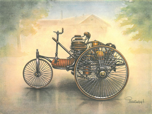 Benz 1885