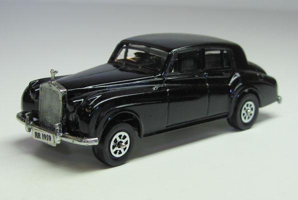 Rolls-Royce Silver Cloud 1955-1959, Seerol, Made in England.