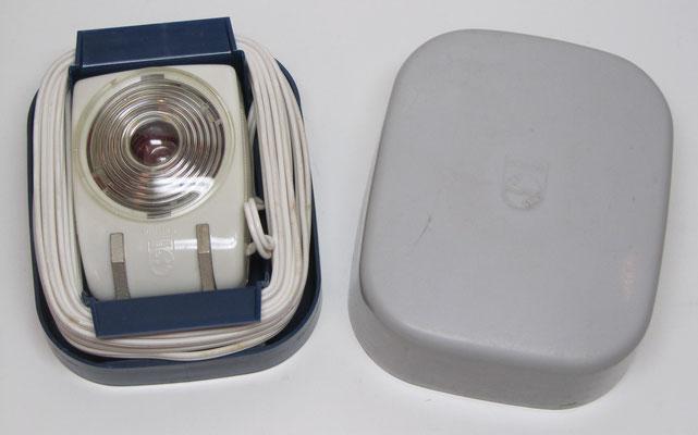 Een pechlamp van Philips.
