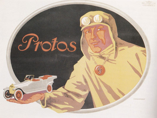 Protos was een automerk uit Berlijn.