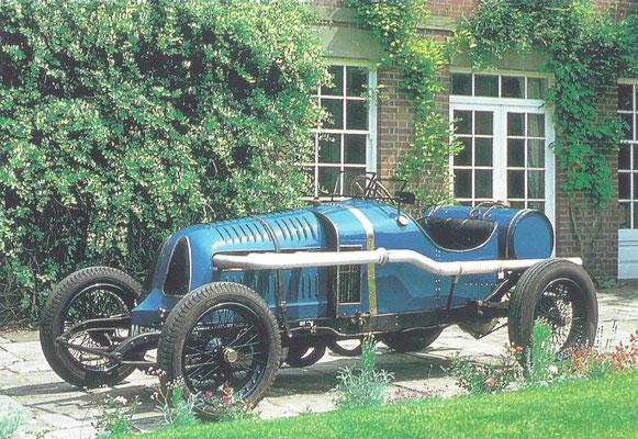 Een Th. Schneider Grand Prix uit 1914.