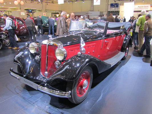 Horch 830. (Techno Classica 2013 in Essen)