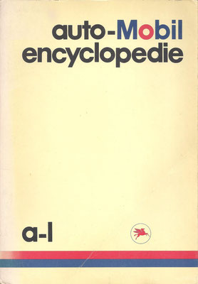 auto-Mobil encyclopedie a-l. Uitgegeven door Mobil Oil bv in 1980.
