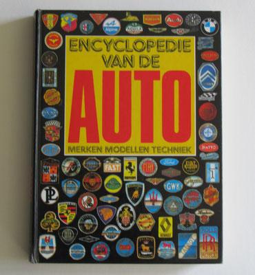 Encyclopedie van de Auto. Orbis / Papyrus, 1988.