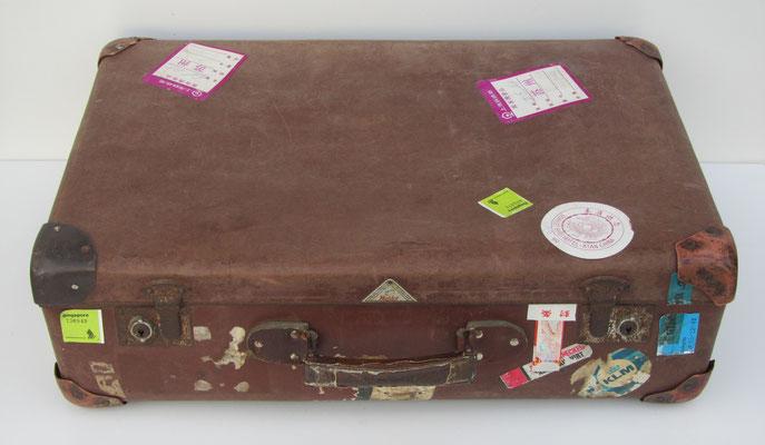 Harde koffer.