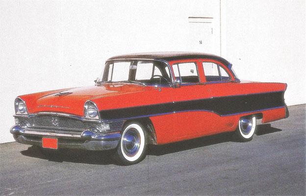Packard Clipper uit 1956.