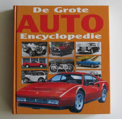 De Grote Auto Encyclopedie. 1994.