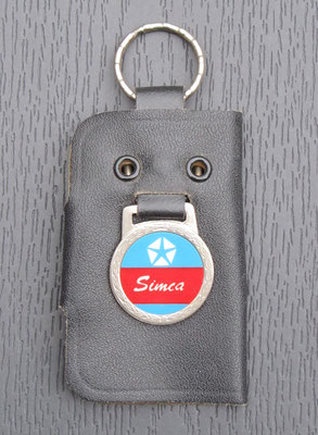 Sleutelhanger Simca.