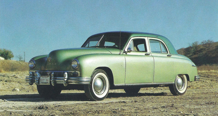 Een Frazer uit 1948.