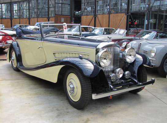 Bentley (Classic Remise Düsseldorf)