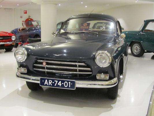 Salmson 2300 Sport uit 1955. (Gallery Aaldering)