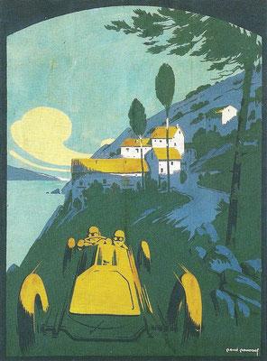Een kunstwerk van René Roussel.