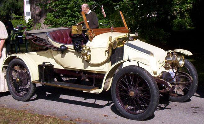 Een Hurtu uit 1912.