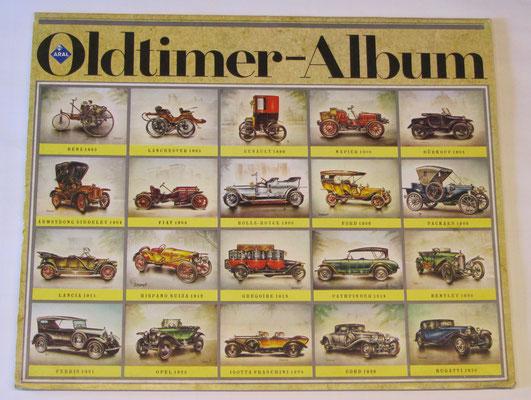 ARAL Oldtimer-Album Nr. 1