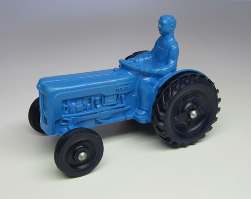 Tractor, Fordson, no.755, schaal 1:40 (1965-1978)