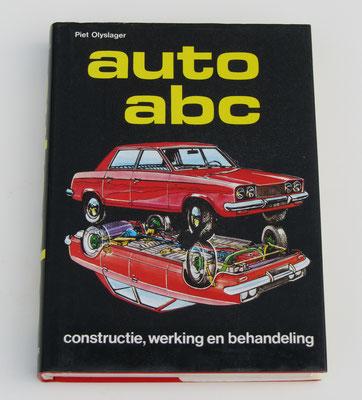 Auto ABC. Piet Olyslager, 1971. ISBN 9020110284. Dit boek is te koop, prijs € 4,00 email: automobielhistorie@gmail.com