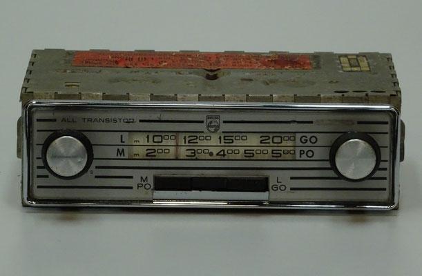 Philips N3X44T uit 1964 / 1965.