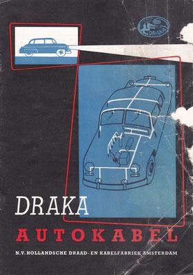 Folder Draka autokabel.