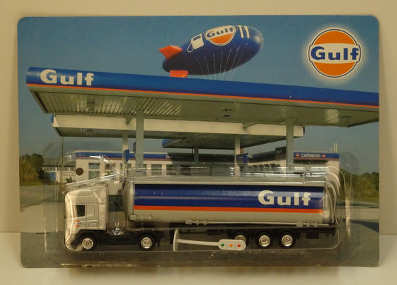 Gulf tankauto.
