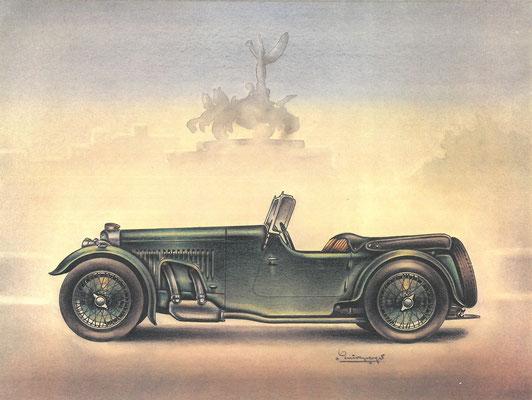 Aston Martin 1933