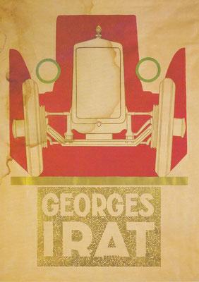 Affiche Georges Irat.