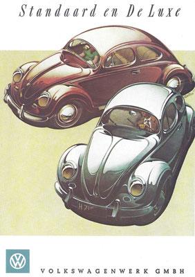 Reclame van Volkswagen.
